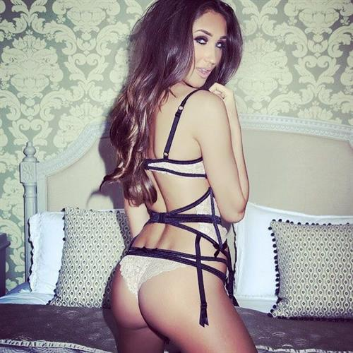 Megan McKenna in lingerie - ass