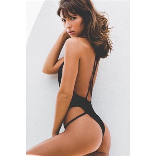 Brittny Ward in a bikini - ass