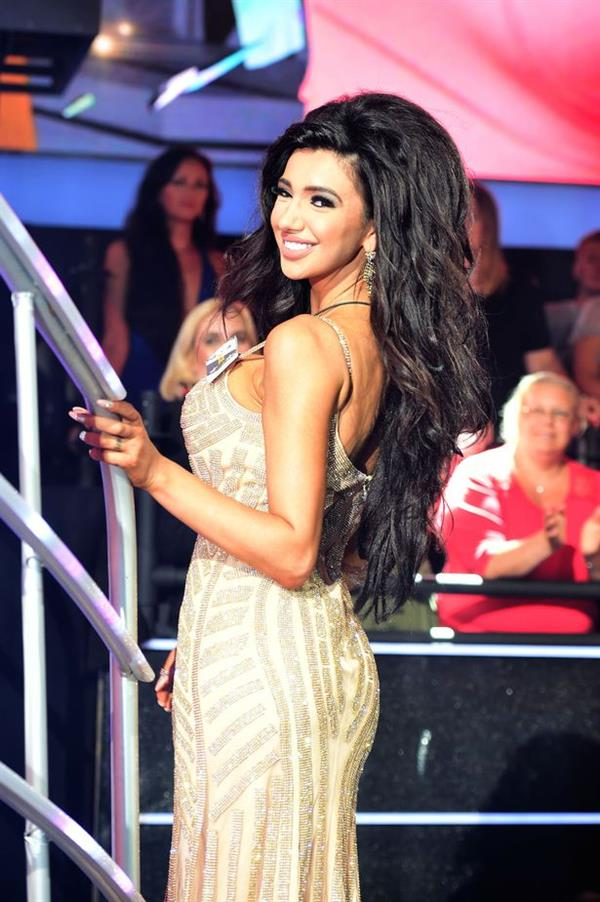 Chloe Khan enters CBB