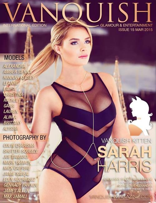 Sarah Louise Harris