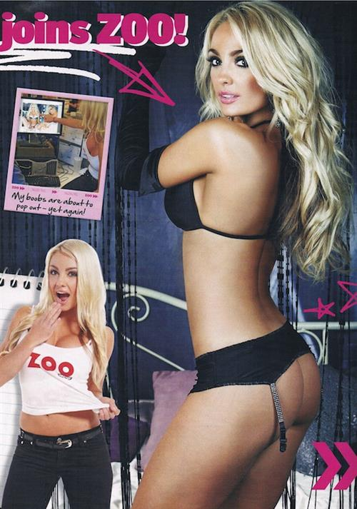 Brooke Evers in lingerie - ass