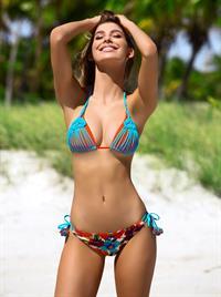 Camila Morrone in a bikini