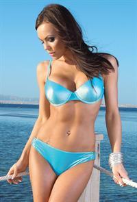 Marta Gut in a bikini