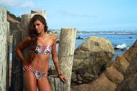 Sofia Richie in a bikini