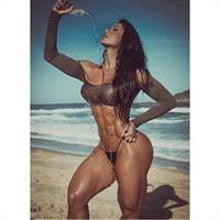 Gracyanne Barbosa in a bikini