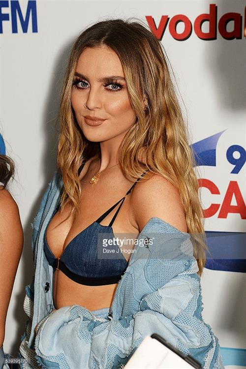 Perrie Edwards in lingerie