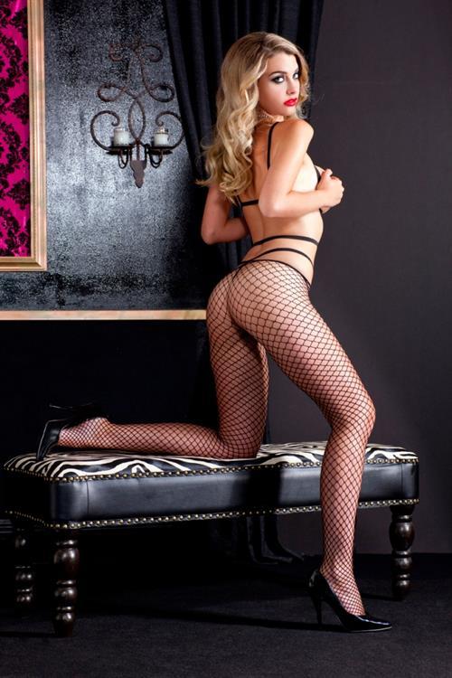 Emily Sears in lingerie - ass