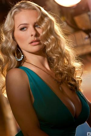 Shanna Marie McLaughlin Playboy CyberClub Miss July 2010