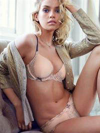 Stella Maxwell in lingerie