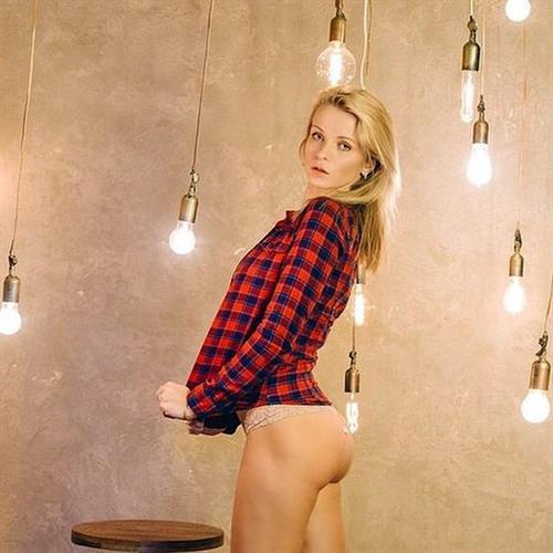 Ekaterina Enokaeva - ass