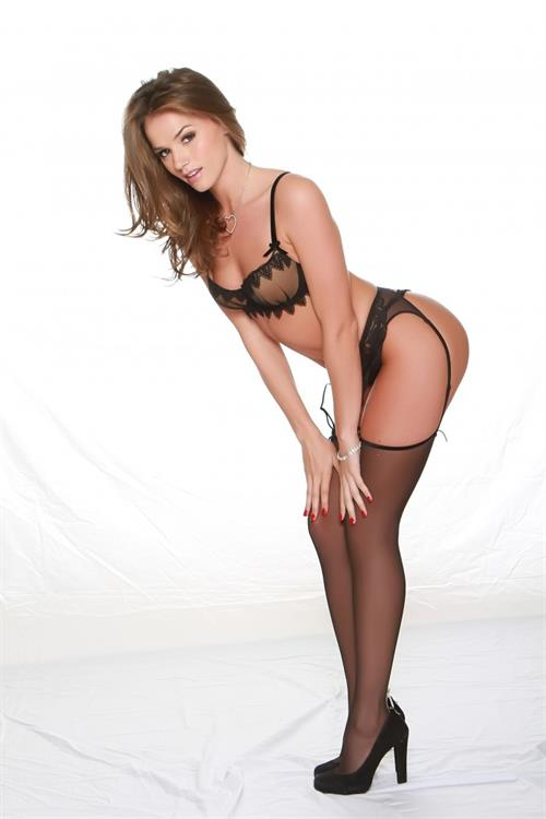 Tori Black in lingerie
