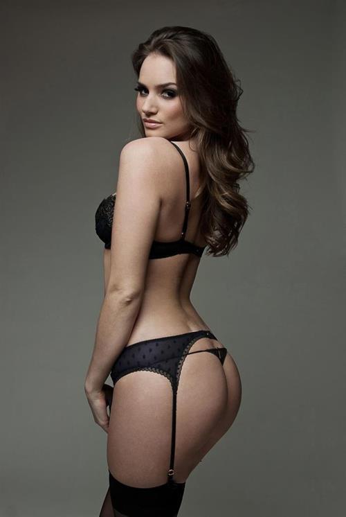 Tori Black in lingerie - ass