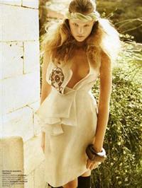 Gabriella Wilde - breasts