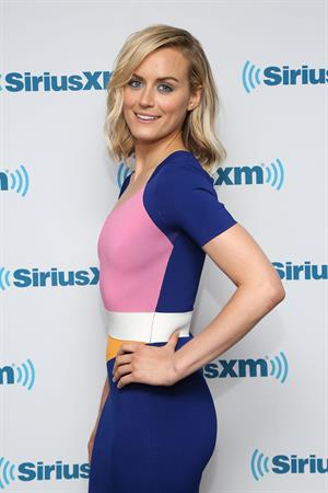 SiriusXM radio studios, NYC, Jul 31, 2014