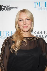 Laura Prepon at Ceaser's Palace