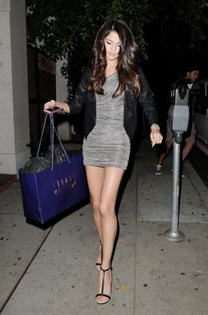 Selena Gomez in West Hollywood