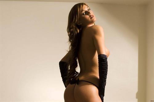 Danielle Lloyd - ass