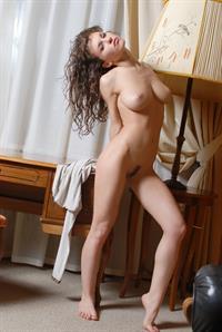 Albina Kalmyk - breasts