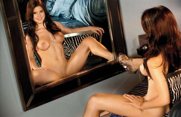 Amanda Cerny Nude - Playboy Playmate of the Month October 2011