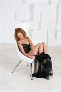 Julia Yaroshenko in Fame Girls photoshoot