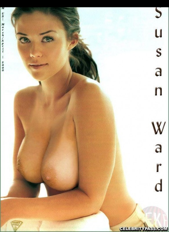 Susan Ward Nude Pictures