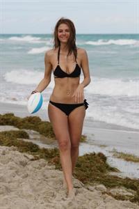 Maria Menounos in a bikini