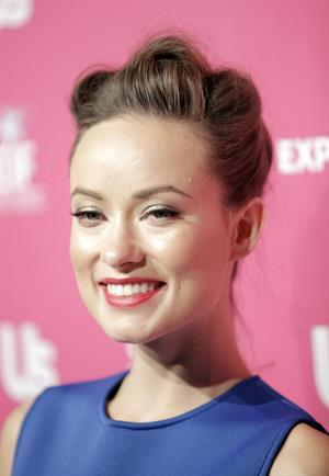 Olivia Wilde US Weekly Hot Hollywood Stars Who Care party November 18, 2010