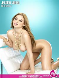 Jessica Vaugn - breasts