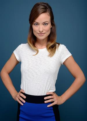 Olivia Wilde  Third Person  Portraits - 2013 Toronto International Film Festival