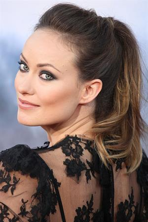 Olivia Wilde premiere of Universal Pictures Cowboys and Aliens during Comic Con 2011 July 23, 2011