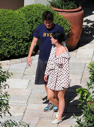 Katy Perry in Los Angeles 10/5/13