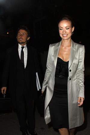 Olivia Wilde at Chateau Marmont 4/3/2010