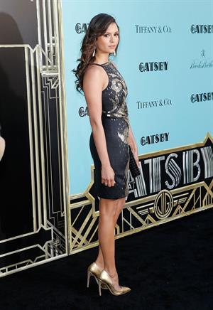 Nina Dobrev 'The Great Gatsby' premiere in New York City 5/1/13