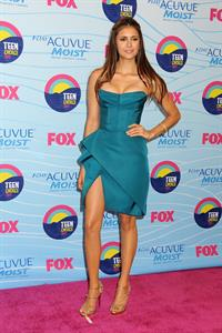 Nina Dobrev 2012 Teen Choice Awards July 22, 2012