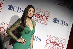 Nina Dobrev 2012 Peoples Choice Awards 11-01-12