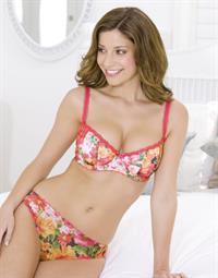 Heather Crook in a bikini