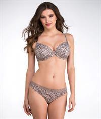 Tatiana Platon in lingerie