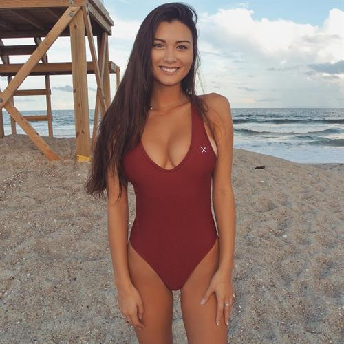 Busty lifeguard