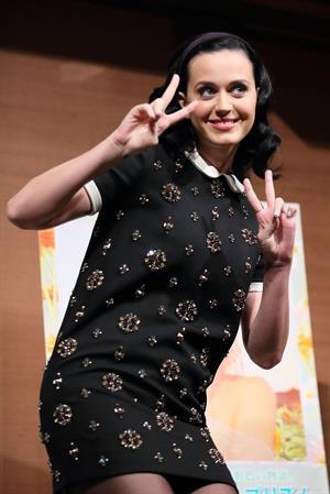 Katy Perry – Prism Album Release in Tokyo 11/5/13