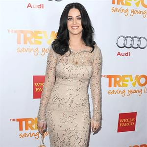 Katy Perry - The Trevor Project's 2012 Trevor Live Event - December 2, 2012