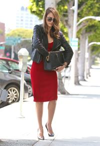 Jessica Alba in Beverly Hills on May 18, 2012