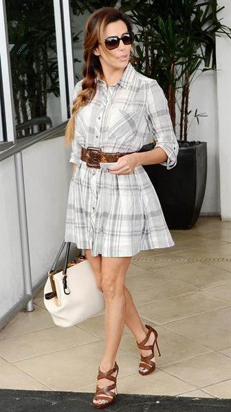 Eva Longoria – in Beverly Hills 10/17/13