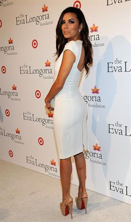 Eva Longoria - Pre-ALMA Awards Dinner in Hollywood - September 15, 2012