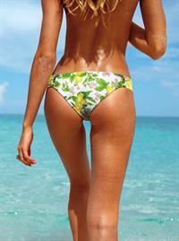Candice Swanepoel in a bikini - ass
