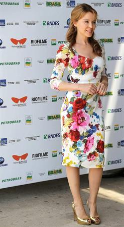 Kylie Minogue  'Holy Motors' Photocall in Rio de Janeiro, Brazil - October 2, 2012