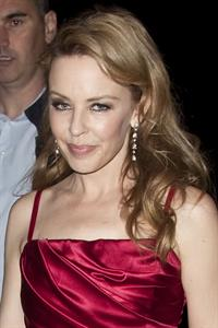 Kylie Minogue - Little House Mayfair in London - September 8, 2012