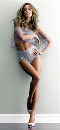 Alessandra Ambrosio Victoria's Secret Supermodel Obsession