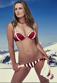 Olympic Skier Lindsey Vonn