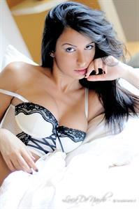 Erica Nina in lingerie