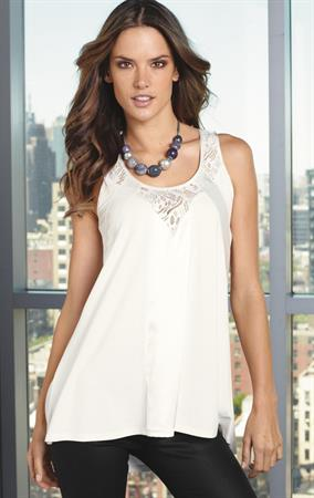 Alessandra Ambrosio for Next Signature